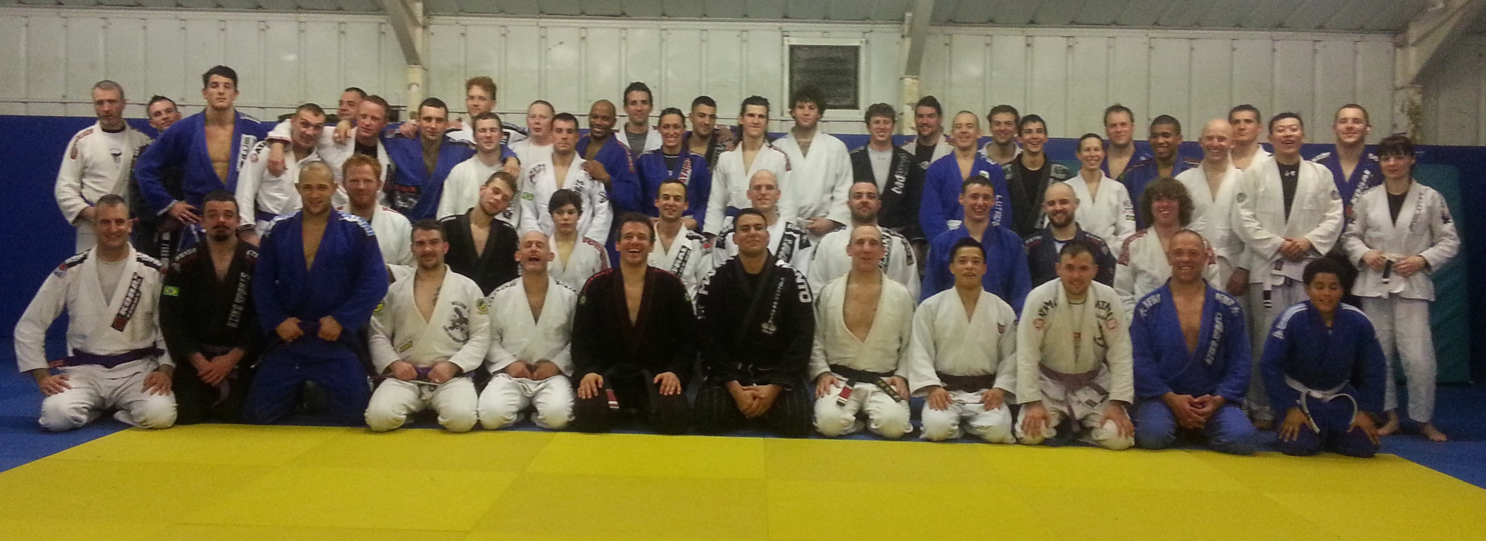 Carslon Gracie Surrey BJJ Team